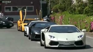Lamborghini Showoff Crashes 200k Car