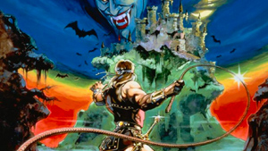 Castlevania The Video Game Series