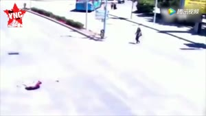 Baby & Mom Run Over By Own Car